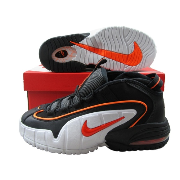 0b47c34640e2 Nike Air Max Penny LE GS Size 7Y Basketball Shoes